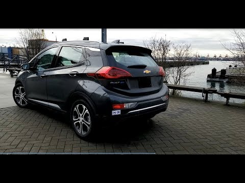 2017 Chevrolet Bolt EV Premier - Three REAL Things People Don't Like About The Chevy Bolt EV