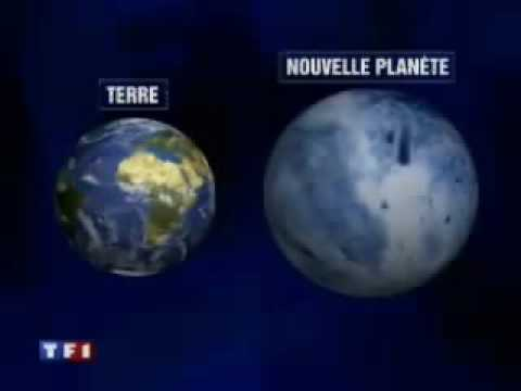 extraterrestre planete