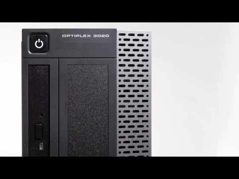 Dell Optiplex 3020 Everyday Business Desktop