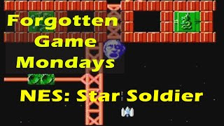Forgotten Game Mondays - NES: Star Soldier