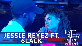 Jessie Reyez Performs 'Imported' ft. 6LACK