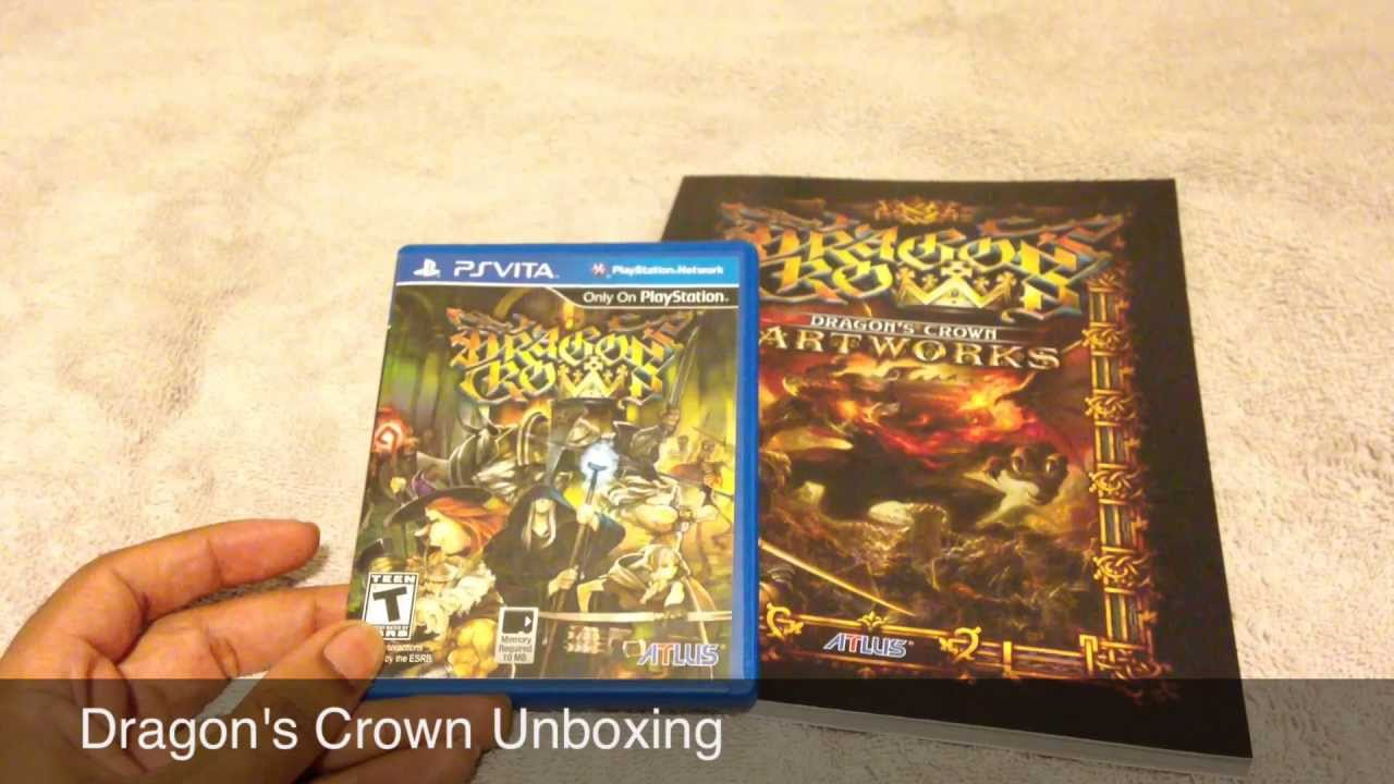 Dragon's crown pro 'battle-hardened edition' announced for the.
