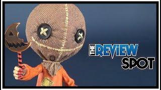 "Collectible Spot   Mezco Toyz Trick 'r Treat Stylized Sam 6"" Action Figure"