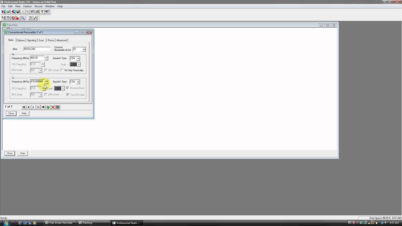 Radio Software & Manual's