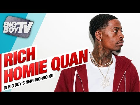 Rich Homie Quan on Debut 'Rich As In Spirit', Social Media, Lil Xan & More