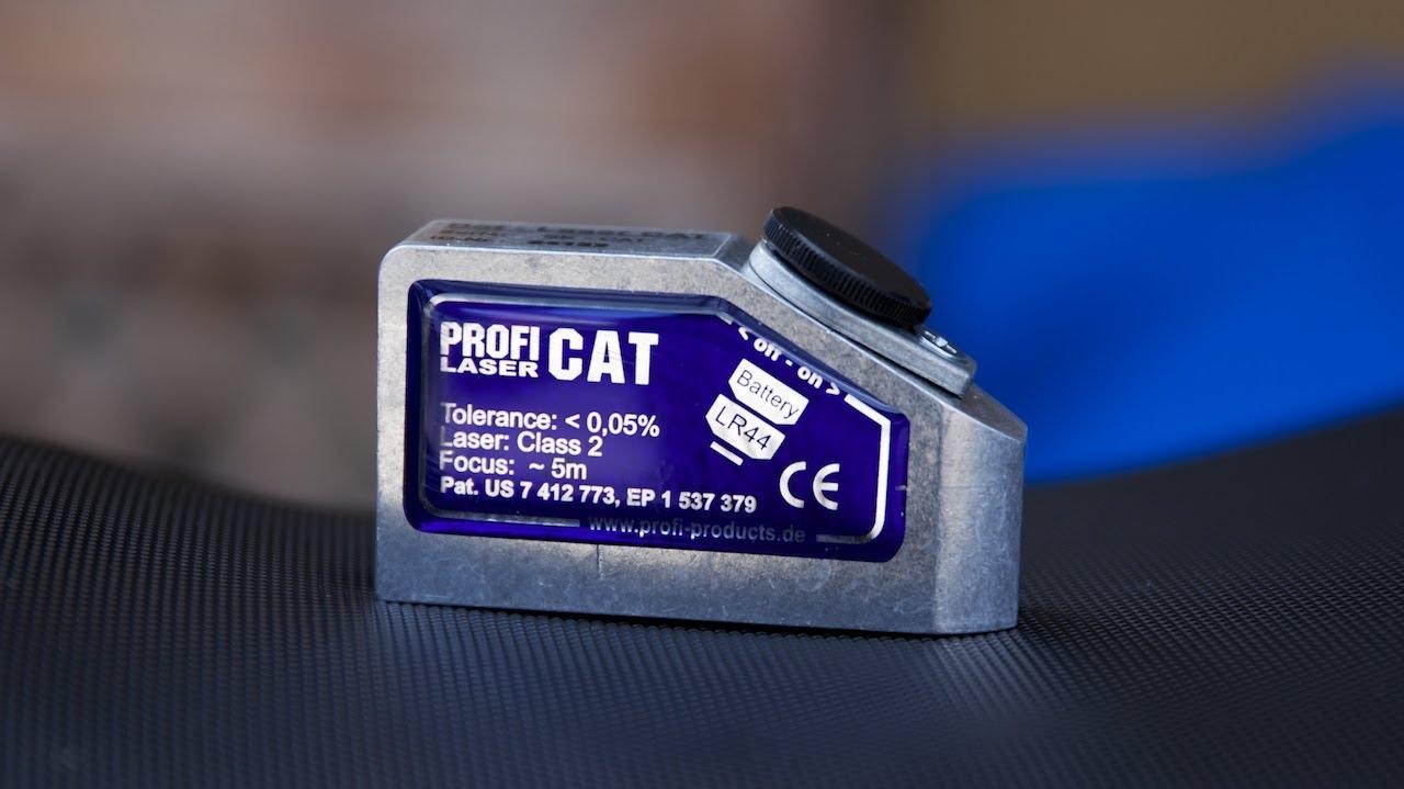 PROFI CAT LASER CHAIN ALIGNMENT TOOL