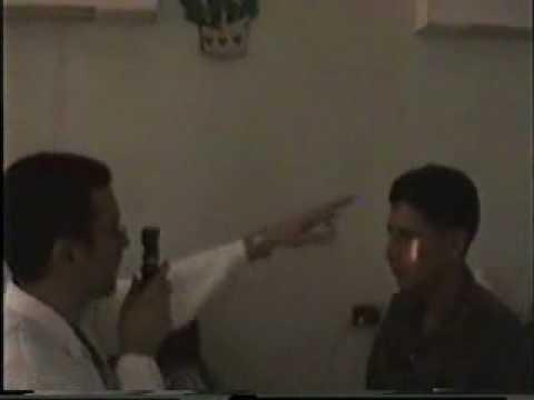 how to use streak retinoscope
