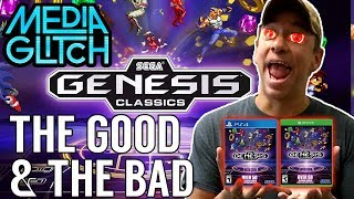 The good and the bad of the Sega genesis classics for the PS4 Xboxone and steam