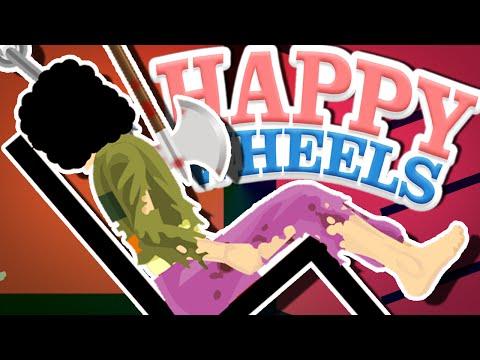 Happy Wheels   GRANDPA TORTURE CHAIR!!