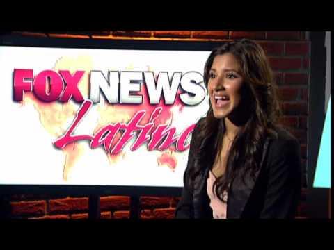 Fox News Latino Model Latina