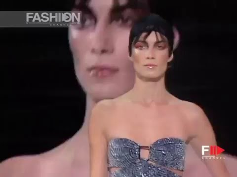 GIORGIO ARMANI Full Show Spring Summer 2004 Milan by Fashion Channel
