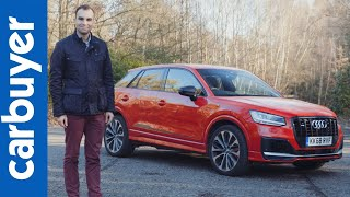 Audi SQ2 SUV 2019 in-depth review - Carbuyer