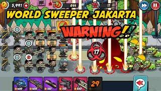 Swat Zombies World Sweeper In Jakarta 2x Speed