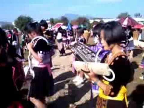 ปีใหม่ม้ง 2557 เชียงใหม่ ประเทศไทย Hmong New Year 2014 Chiang Mai Thailand