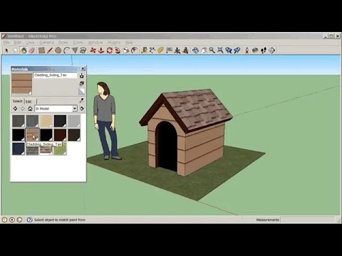 SketchUp Basics for K-12 Education - 3