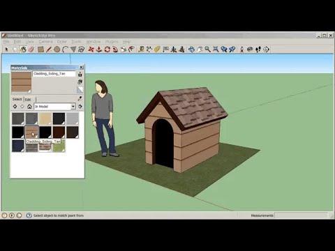 SketchUp Basics for K-12 Education - 3