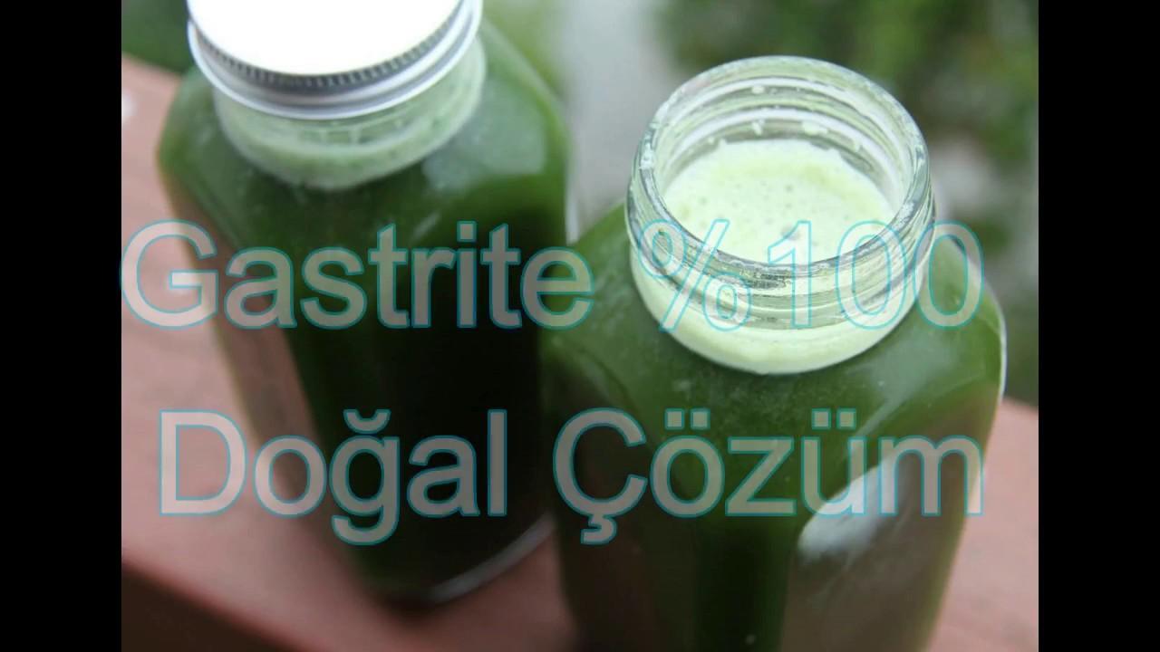 Gastrite Ne iyi Gelir Doğal Kesin Çözüm
