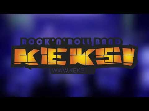 RockNroll band KEKSI - Hotspot   (Live recording 2017)