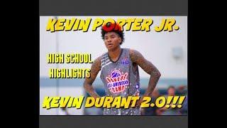 KEVIN PORTER JR  IS THE NEXT KEVIN DURANT!!! || Highlight Mix ft. Lil Uzi Vert