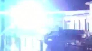 Skaitytojų video: žaibuojantis Kaunas
