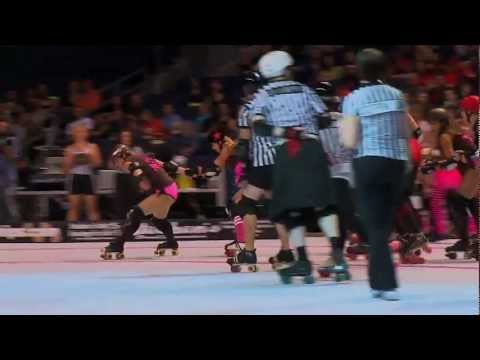 Roller Derby-The Mad Whirl!