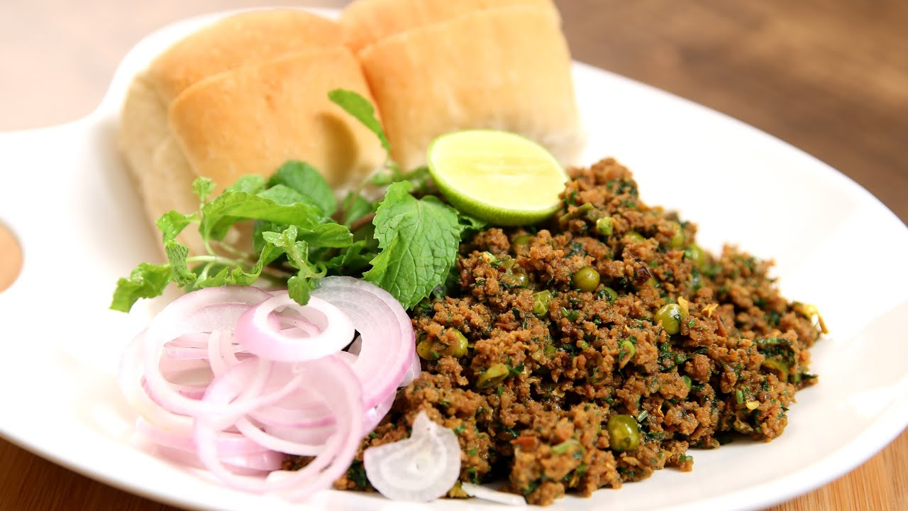 Kheema pav recipe indian style minced meatmutton keema the kheema pav recipe indian style minced meatmutton keema the bombay chef varun inamdar forumfinder Gallery