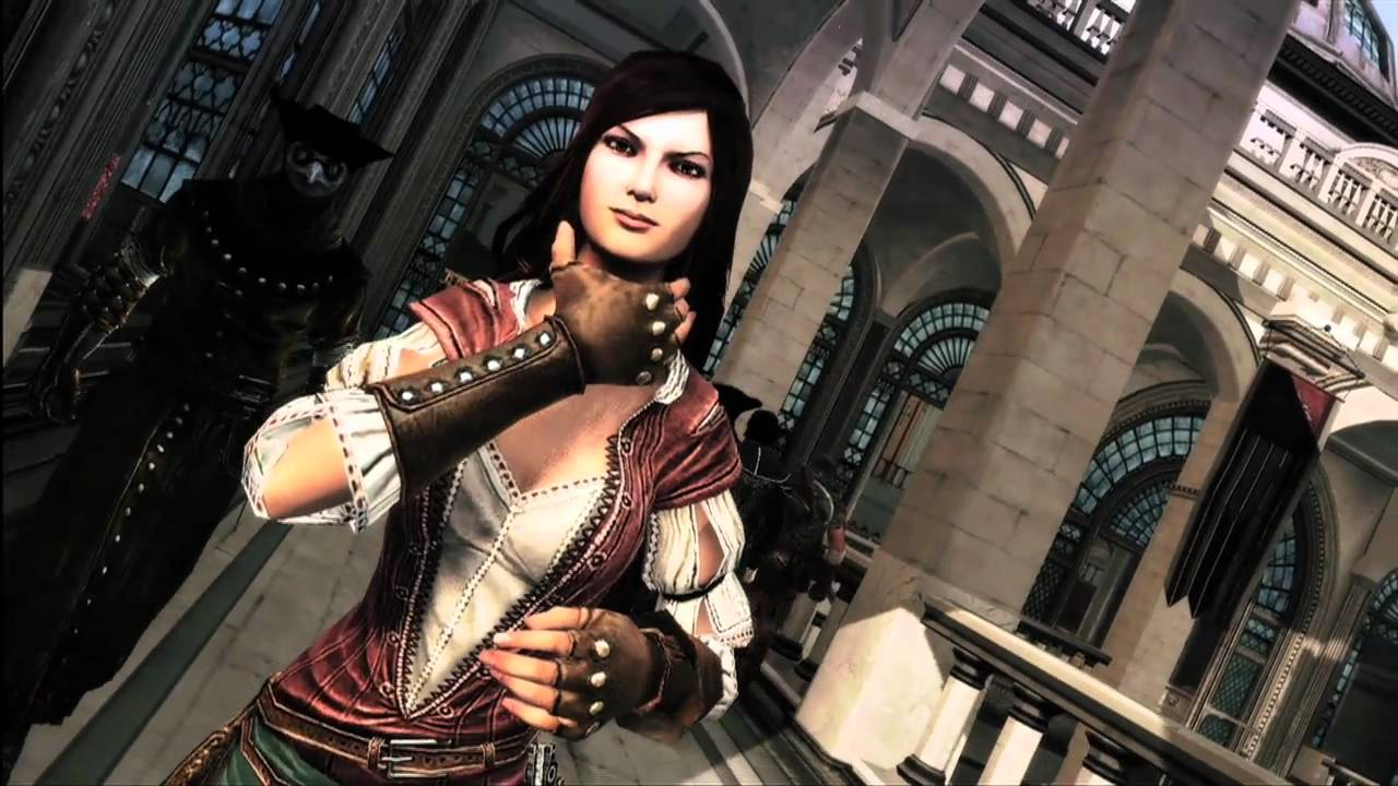 Assassin S Creed Brotherhood Character Reveal The Thief
