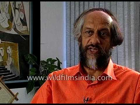 Dr. Rajendra Pachauri of Teri - The Energy and Resources Institute