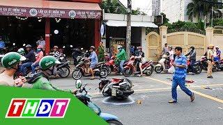 Người đàn ông tử vong do ngã xe máy ở tốc độ cao | THDT