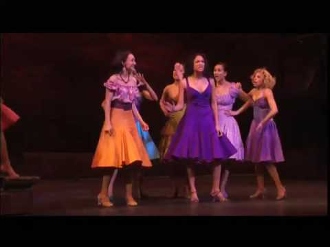 """America"" - West Side Story on Broadway"