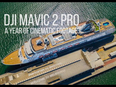 4K CINEMATIC DRONE FOOTAGE | Epic DJI Mavic 2 Pro Compilation (2019)