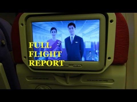Thai Airways Boeing 747-400 | Phuket to Bangkok FULL Flight Report