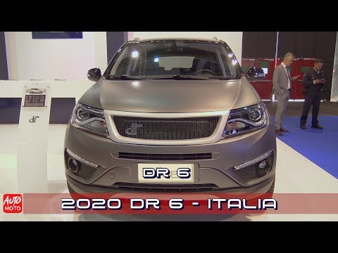 2020 DR 6 - Una Storia Italiana - Exterior And Interior - 2019 Automobile Barcelona