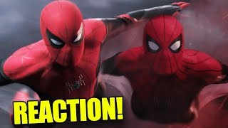 DER ERSTE SPIDER-MAN: FAR FROM HOME TRAILER [REACTION]