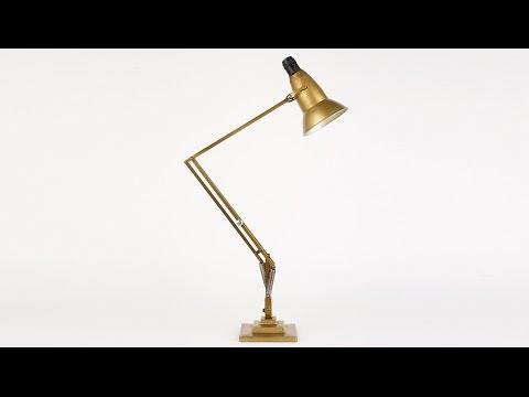 Design Museum film shows Angelpoise lamp travelling across London