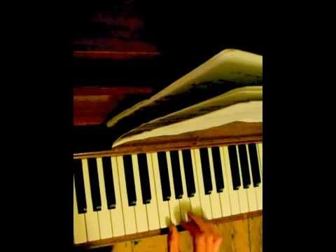 Playing Simple Chords To Mercedes Benz On Piano 0 Youtube