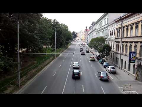 Alcatel One Touch Star - video natočené mobilem