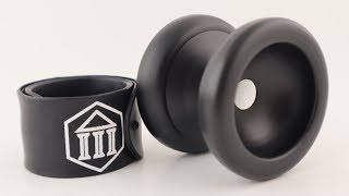 Thesis YoYo Serenade YoYo Unboxing and review.