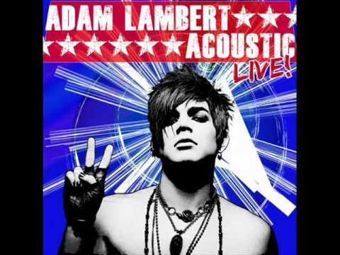 Adam Lambert - Whataya Want From Me (Acoustic)