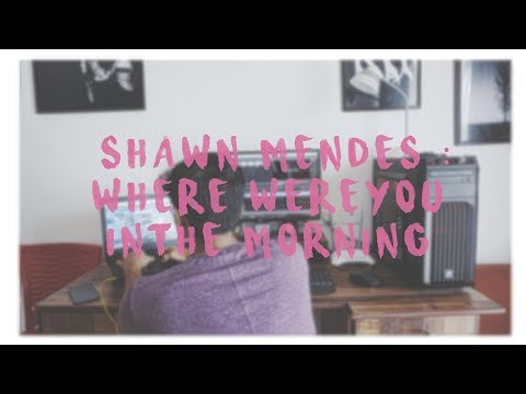 Shawn Mendes -  Where Were You In The Morning (Jaden Maskie Cover)
