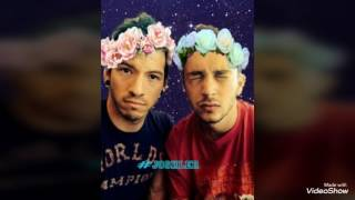 Littetally Just Pictures Of Tyler and Josh