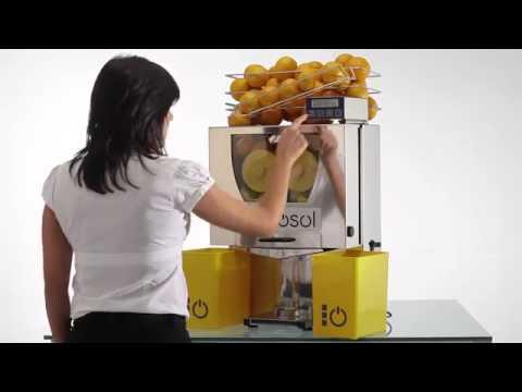 Presse-oranges automatiques pour jus