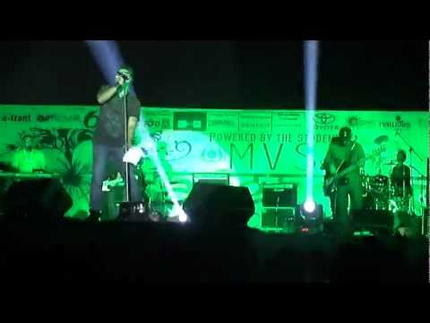 Nachaledu Maava - Suraj Jagan LIVE at MVSR Sangamam13
