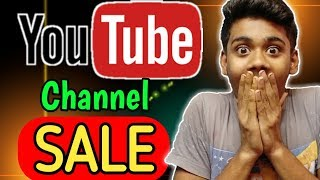 Youtube channel for sale 😔|| Monetize kiya huya channel le lo sirf **** ruppess