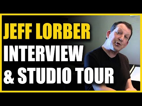 Keyboardist, Jazz Composer Jeff Lorber: Interview & Studio T