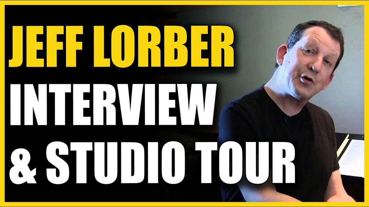 Jeff lorber Official Website