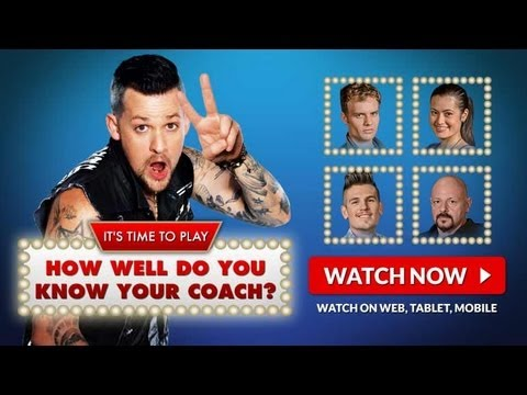 How Well Do You Know Joel Madden: The Voice Australia Season 2