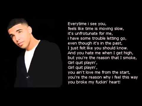 Drake -  Wu Tang Forever (It's Yours) With Lyrics [HD] [DOWNLOAD IN DESC]
