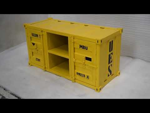 Shipping Container Furniture | Container Cabinet | Industrial Furniture | Furniture Jodhpur