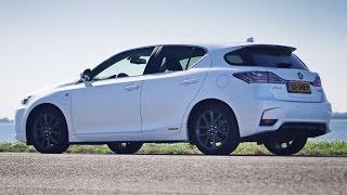 Lexus CT200h 2015 review